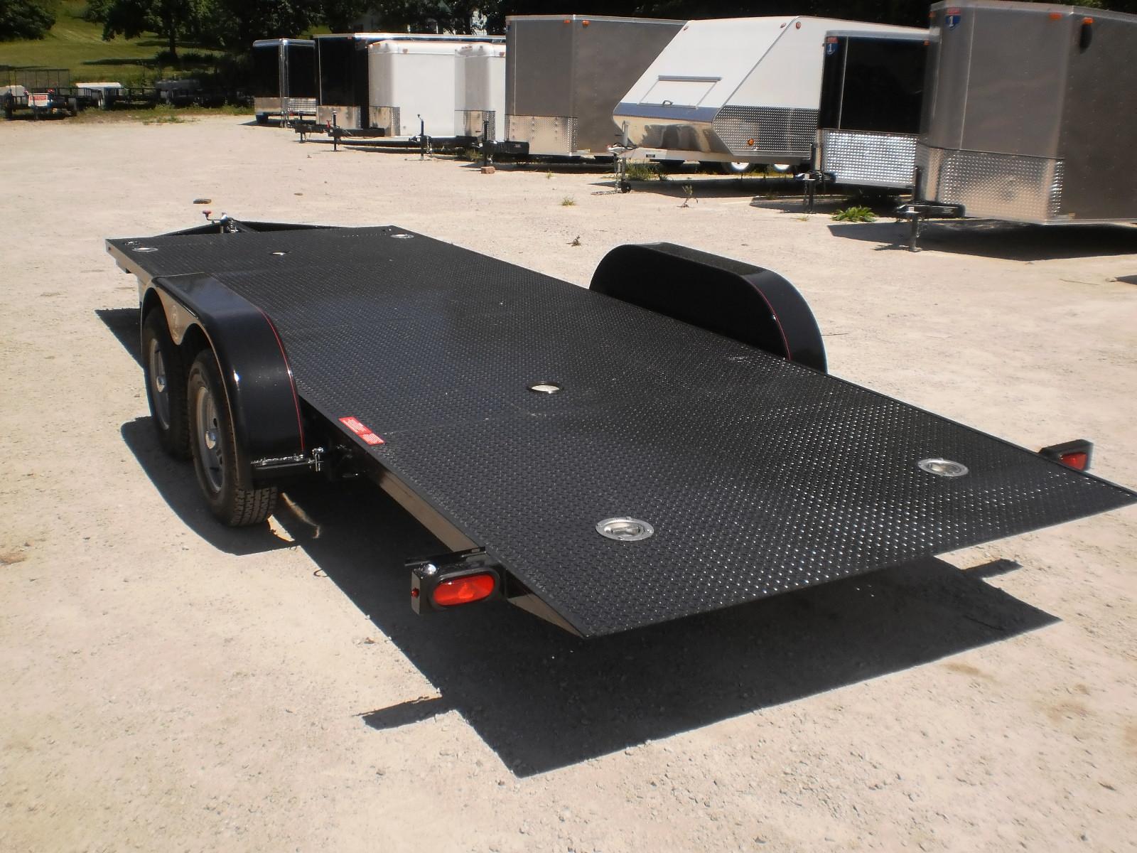 Texas Kwik Load 7 x 18 SDX 7,000# Stock Model
